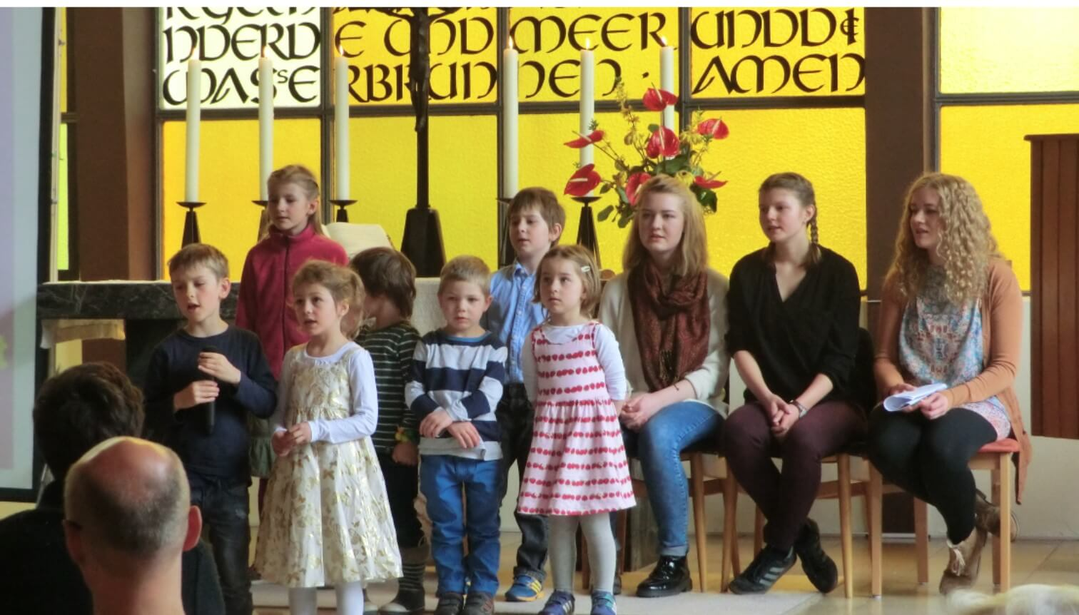 Kindermusical Emmaus in Berlin Wedding
