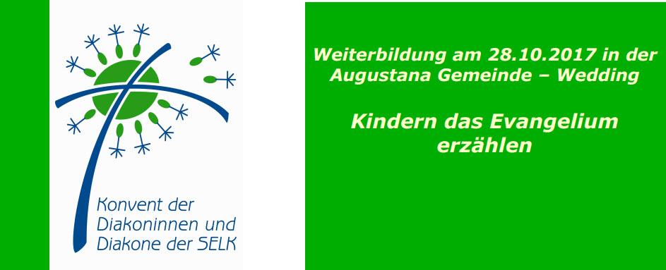 Logo des Konvents der Diakoninnen und Diakone der SELK
